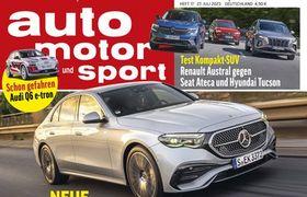 auto motor und sport Abo