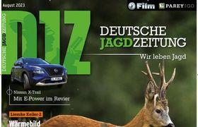 Deutsche Jagd-Zeitung Abo