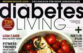 diabetes LIVING Abo