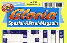 Gloria Rätsel Abo