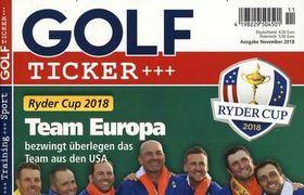 Golf Ticker Abo