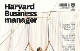 Harvard Business Manager Abo