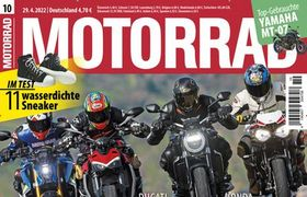 Motorrad Abo