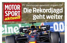 Motorsport Aktuell Abo