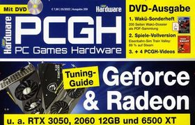 PC Games Hardware DVD Abo