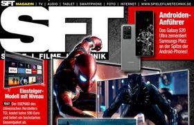 SFT - Spiele Filme Technik Abo