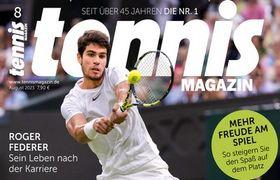 tennis magazin Abo