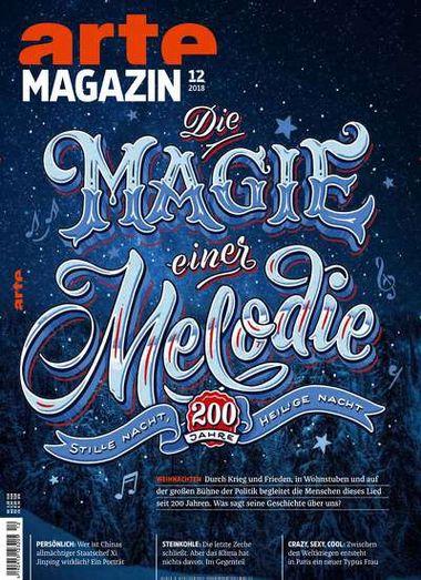 arte Magazin Abo