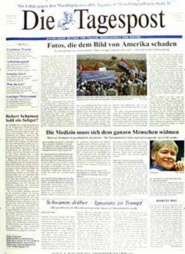 Die Tagespost Abo