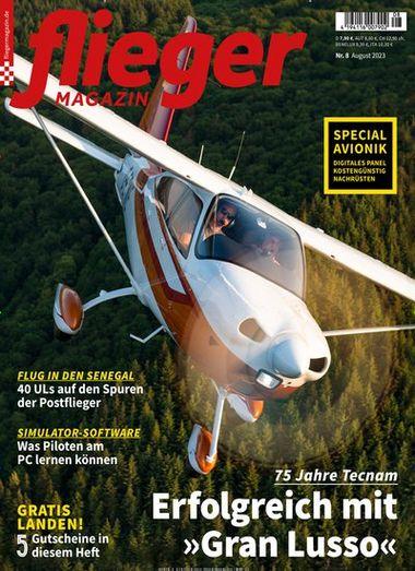 fliegermagazin Abo