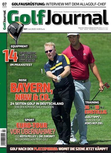 Golf Journal Abo