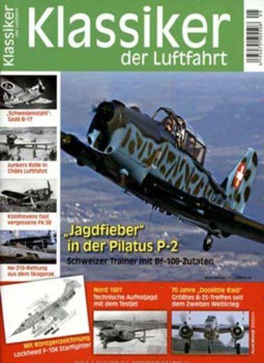 Klassiker der Luftfahrt Abo