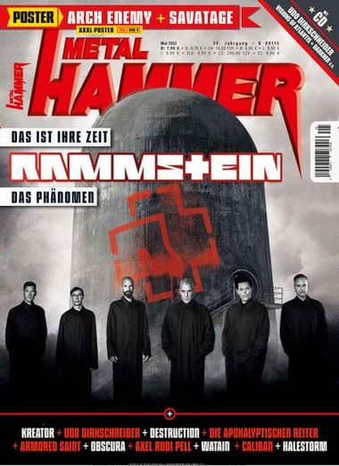 Metal Hammer Abo