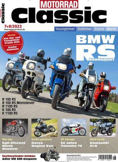 Motorrad Classic Abo