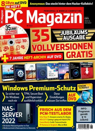 PC Magazin Abo