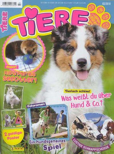 Tiere Magazin Abo